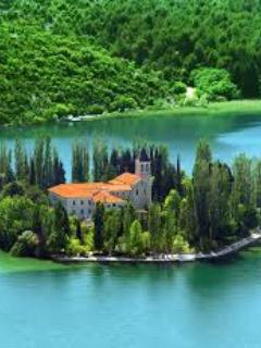 places to visit  KRKA