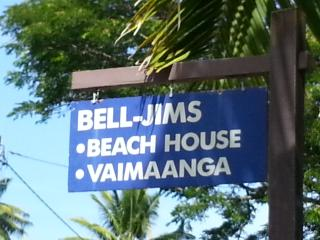 Bell jims Beach House  - Best rate beach house, Rarotonga