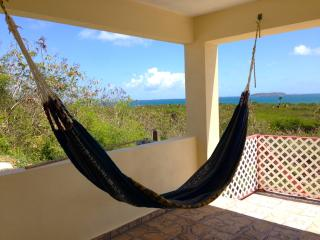 2 Hammocks with Caribbean Sea Views