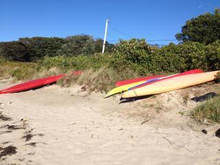 Sandy Water Sports Beach