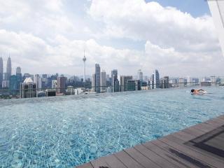 Family Suite in KL City - Sleeps 4, Kuala Lumpur