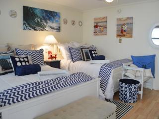 Bedroom - 1 Queen, 1 Full Sized Bed