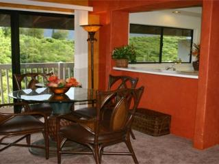 Dining Area with Panoramic Mountain View