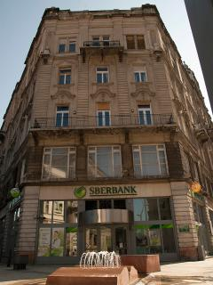 Budapest Art Deco Grand 3 BR Terrace Apartment in the very Centre of the City