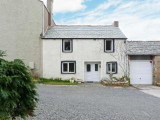 MIDDLE KELLET, semi-detached cottage, character features, woodburner, enclosed g