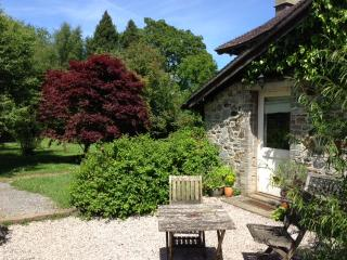 Romantic sunny garden cottage + wifi in Devon, Buckfastleigh