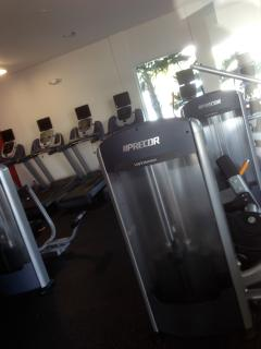 Gym @ Resorts World Bimini
