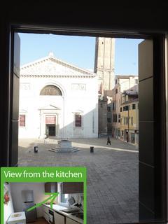 Kitchen's view