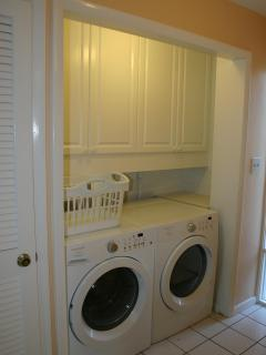 New front load Washer/Dryer