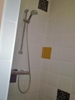 Shower's Parental Suite