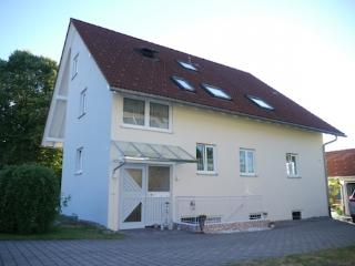 Vacation Apartment in Sigmarszell - 1238 sqft, idyllic, relaxing, sunny (# 5047), Hergensweiler
