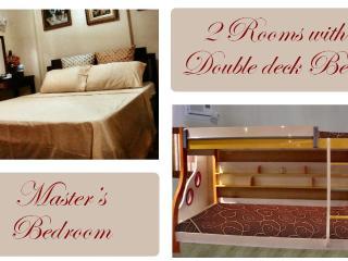 Rental Condo Bedrooms