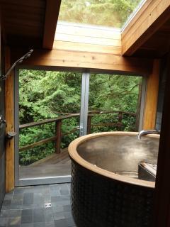 Wet Room from Inside.