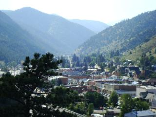 PANORAMA OF IDAHO SPRINGS