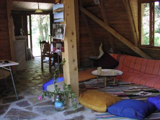 Small Sedan wooden house in Natur Eski Köycegiz, Beykoz