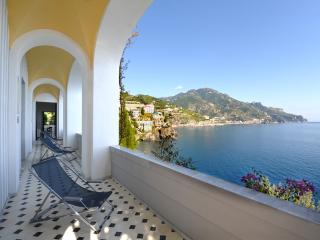 Villa with private access to the sea  Amalfi Coast