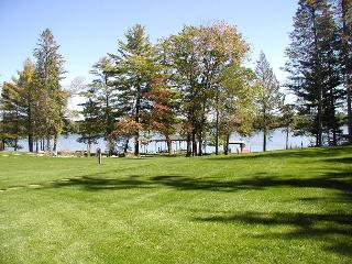 The Grounds and Lake View