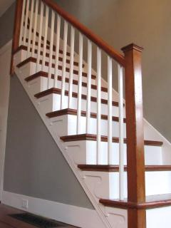 Original 1820 Staircase