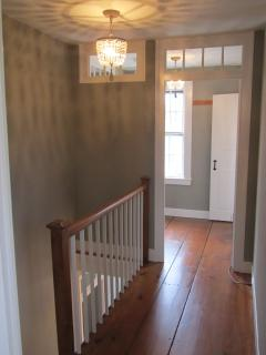 2nd Floor Hall, Entrance to Master Suite