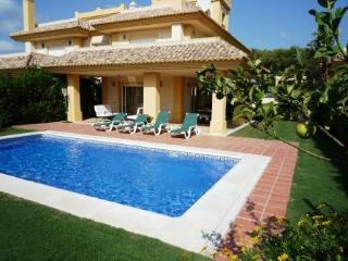 Luxury Villa on San Roque Golf Club, Sotogrande, Costa Del Sol, Spain
