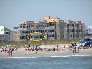 OCEAN FRONT:  Panoramic Beach Views with Heated Po, Wildwood Crest