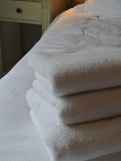 High quaility towels and linen