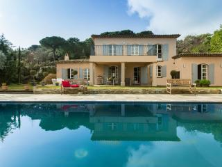 Luxury Villa near Pampelonne beaches, 10 people, St-Tropez