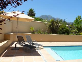 Luxury three bedroom house with pool in safe upmar, Stellenbosch