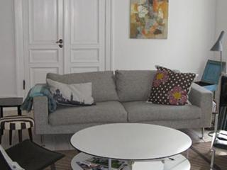 Beautiful bright Copenhagen apartment near Langelinie, Copenhague