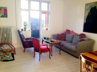 Spacious Copenhagen apartment at Aarhus square
