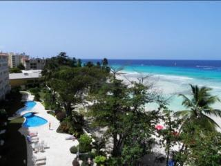 Sapphire Beach 503 at Dover Beach, Barbados - Beachfront, Gated Community, Pool