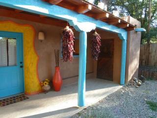 Charming Old World Adobe Casita, Taos
