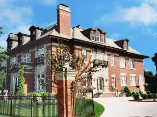 Historic Mansion Right on Lake Michigan!