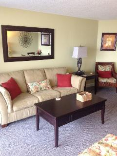 All Family room and dinette furnishings brand new in 2013!