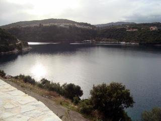 meganisi villa  private beach and swimming pool, Meganisi