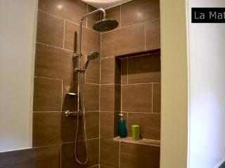 Vine Cottage Family rain shower