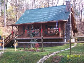 Another Day In Paradise Great Log Cabin! Great Loc, Pigeon Forge