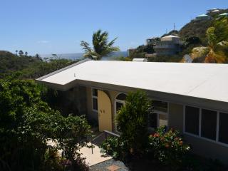 Pura Vida: Privacy - 1.5 Acres In Choc. Hole, Cruz Bay