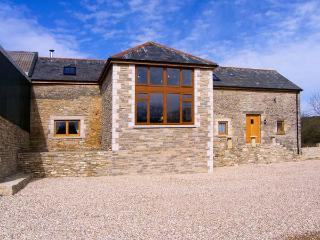 THE OLD BARN, wet room, stunning barn conversion, woodburner, pet-friendly