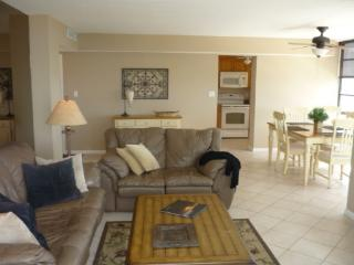 SUPER NICE beachfront condo with Tranquil Views of Sunsets on the Gulf, Isla Marco