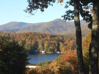 Enjoy the Amazing Lake and Fall Mountain Views! ! !   T, Lake Lure