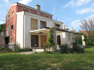 Charming villa in Rimini between sea and hills, San Marino