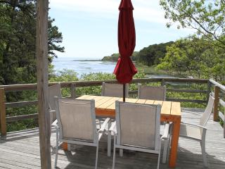 Quiet & Secluded, Beautiful Bay View Home, Wellfleet