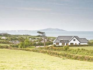 BWTHYN AWEL, luxury holiday cottage, with a garden in Church Bay, Ref 913963