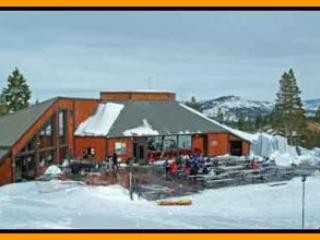 Ski Lodge - Serving breakfast, lunch, dinner, and pub
