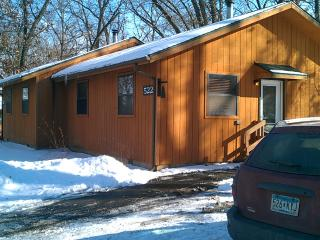 2 bedroom 1 bath cottage at Christmas Mountain, Wisconsin Dells