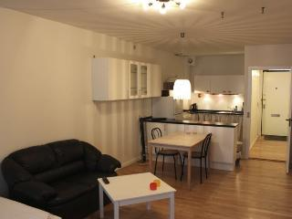 Attractive Copenhagen one-room apartment at Noerrebro, Copenhague