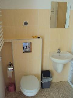 Bathroom in Appartment