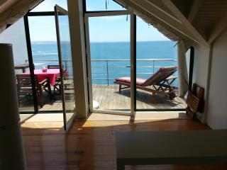 Nice studio with an amazing sea view, Consolacao