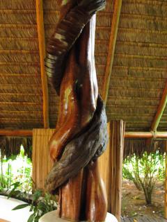 Custom wood deatils